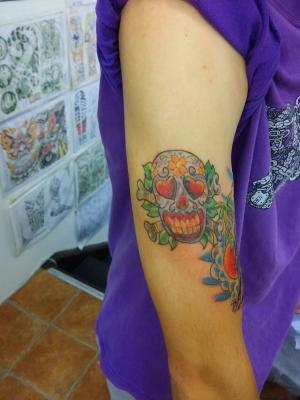 Skullduggery tattoo piercing studio truro cornwall for Tattoo shops cape coral